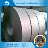 Bobine laminée à chaud d'acier inoxydable d'AISI 304 pour la construction