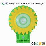 5W 운동 측정기 (해바라기)를 가진 통합 LED 태양 정원 빛