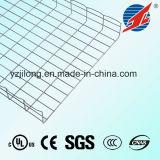 Treillis métallique flexible d'acier inoxydable