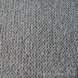 Tissu extrêmement doucement court de sofa de velours de pile avec le derrière de T/C