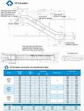 Preço barato da escada rolante de 30 graus de Fujizy