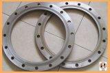 洗濯機の部品に使用する造られたステンレス鋼のフランジ