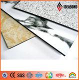 Панель ACP взгляда камня Ideabond алюминиевая составная