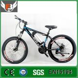 Bicicleta eléctrica de Mountian de la bici eléctrica de Aluninum de la batería de litio