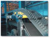 波形のサイドウォールのゴム製コンベヤーベルトおよび物質的な運搬機械