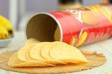Pommes chips automatiques faisant le coût d'usine de pommes chips de machine