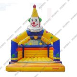 SaleのためのMagic Inflatable Kids Jumpers Bounce Castle道化師