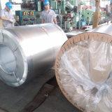 bobine en acier galvanisée plongée chaude de 0.14mm Dx51d Sgch pour la toiture