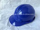 Casco de seguridad permeable especializado estándar principal de la ingeniería del casco del Ce En397 del PE del ABS de la protección
