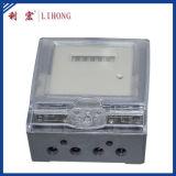 Caso caldo del tester di energia di monofase dell'ABS di vendita, allegato del tester di watt-ora (LH-M205)