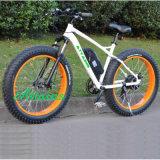 """"""" велосипед грязи Bike тучной автошины горы 26 электрический с батареей лития"""