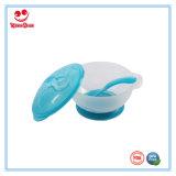 吸引ベースおよびセンサーのスプーンが付いている赤ん坊の挿入ボール