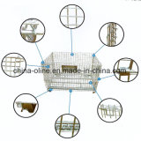 Contenitore piegato della rete metallica di memoria (1200*1000*890)