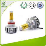 farol do diodo emissor de luz de 12V 24V 3000lm G6 auto com películas de cor