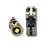 모든 차를 위한 최상 T10 9SMD 3.24W Canbus LED 전구