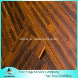 Erste Qualitätsinnenverbrauch-Strang gesponnener Bambusbodenbelag im preiswertesten Preis und in Antike aufgetragener Brassines Farbe