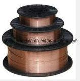 Er70s-6/二酸化炭素の銅の上塗を施してあるGas-Shielded固体ミグ溶接ワイヤー
