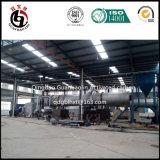 Betätigte Kohlenstoff-Regenerierung-Maschine