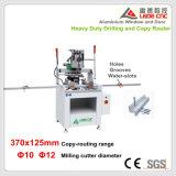 Perfuração de Effeciency da máquina do indicador e router resistentes elevados de alumínio 370X125 da cópia