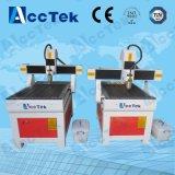 CNC Router/1.5kw/2.2kw Akm 6090 de Mini Snijdende Houten Router van de Deur