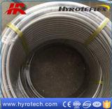 Gomma flessibile tubo flessibile a canna liscia/complicato di Hose/Ss304/316 di Teflon