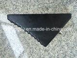 Schwarzer Gummiauto-Anschlagpuffer