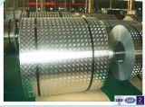Pattern antisdrucciolo Aluminum/Aluminium Tread Sheet/Plate/Coil per Decoration/Bus/Truck