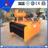 Separador magnético eléctrico refrigerado por aire de la serie de Rcde/rafadora para los materiales de construcción/lavadora del cemento/del oro con precio competitivo