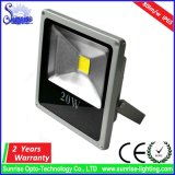 Ultra dünne IP65 PFEILER 20W im Freien LED Flut-Lampe/Licht