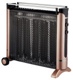calefator de luxe de mica 2200W (DL-18)