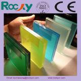 verre feuilleté clair de 10.76mm