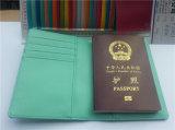 Крышка пасспорта с владельца карточки