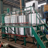 2t/D Edelstahl Sunflower Oil Refining Machine