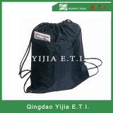 Черный Backpack полиэфира