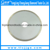 Turbo segmentierte Diamanten Sägeblatt für Keramikziegel