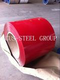 A cor Dx51d+Z275 revestiu a folha do perfil/aço Prepainted nas bobinas