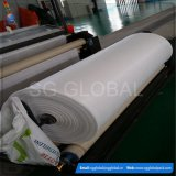 Alta tela plana tejida PP de la cantidad para el geotextil