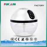 Filtre à air ionique de diffuseur frais de parfum de l'eau pour la maison