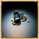 Silicium, de Lens van de Laser, de Concave Convexe Optische Lens van Lenzen
