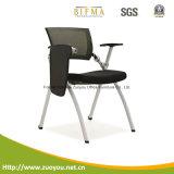 Cadeira Stackable do treinamento da cadeira da conferência com tabuleta da escrita (H606C-1)
