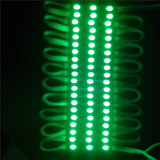 75*12mm 3PCS SMD5050 LED 0.72Wは文字を広告するためのRGB LEDのモジュールランプを防水する