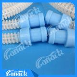 Circuito de respiración del silicón reutilizable con la ISO del Ce