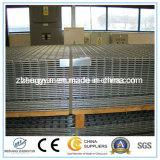 El panel de acoplamiento soldado cubierto vinilo de alambre