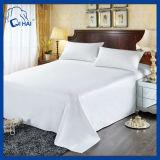 Lenzuolo dell'hotel delle lenzuola dell'hotel del cotone di Us$4.26/PC (QHDS9908768)