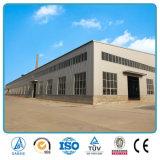 Illustrazioni del magazzino della struttura d'acciaio di prezzi bassi di disegno della costruzione
