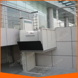 高く安全な標準の2-12m禁止状態にされた車椅子用段差解消機のプラットホーム