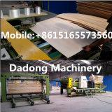 De Fabrikant van de ZetMachine van het Vernisje van het Triplex van de houtbewerking