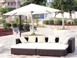 Garden Patio Wicker / Rattan Furniture Set - Outdoor Furniture (LN-044)