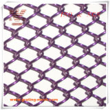 Steel/Aluminum Alloy/Chain Link Curtain Mesh装飾的またはStainless