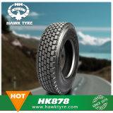 Neumático sin tubo radial del carro del omnibus de los neumáticos TBR de Superhawk&Marvemax de la alta calidad